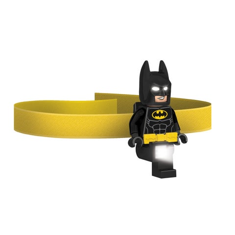 Santoki LEGO Batman Movie Batman Head lamp