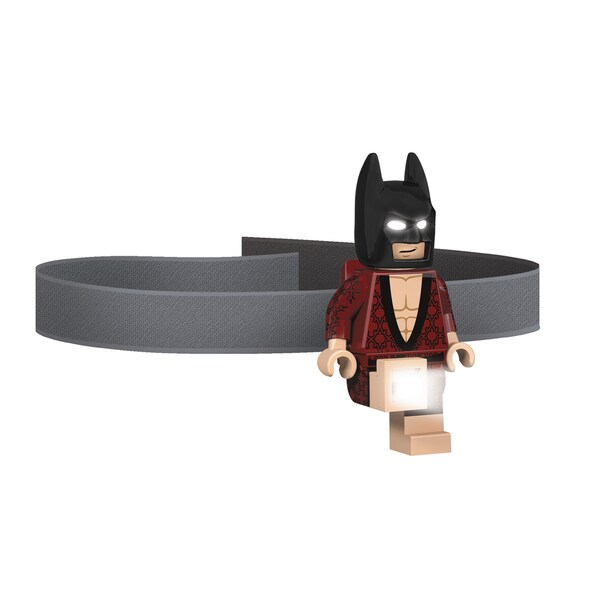 Santoki LEGO Batman Movie Kimono Batman Head Lamp