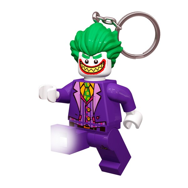 Santoki LEGO Batman Movie The Joker Key Light