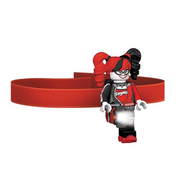 Santoki LEGO Batman Movie Harley Quinn Head Lamp