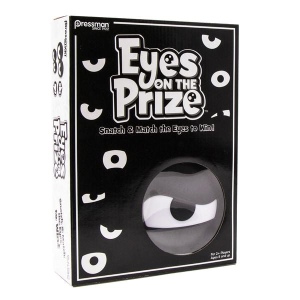 Pressman Eyes on the Prize - Black/White. Opens flyout.