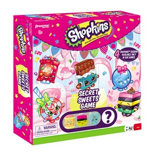 Pressman Shopkins Secret Sweets Game