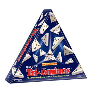 Pressman Tri-Ominoes Deluxe