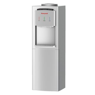 Honeywell NEW HWB1033S2 Cabinet Freestanding Hot, Cold & Room Water Dispenser with Stainless Steel Tank, Silver