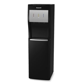 Honeywell HWBL1013B NEW Freestanding Bottom Loading Water Cooler Dispenser, Black