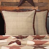 Abilene Star Cotton Euro Sham