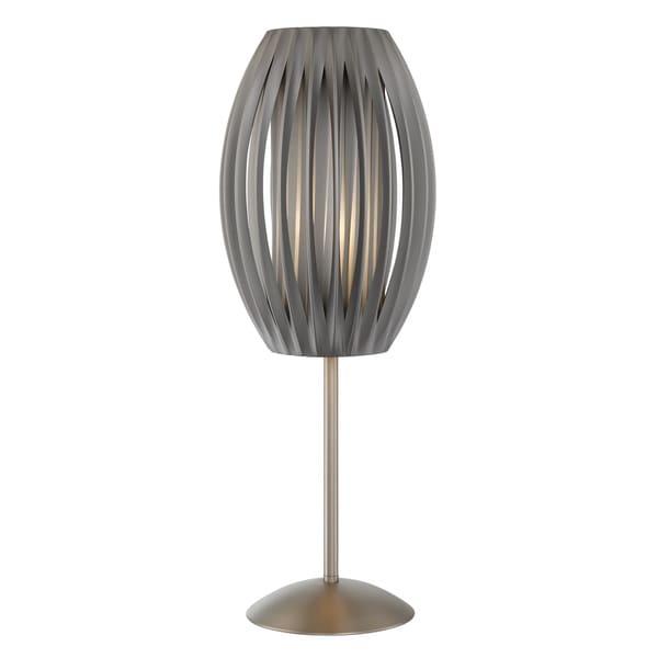 Lite Source 1-Light Egg Table Lamp