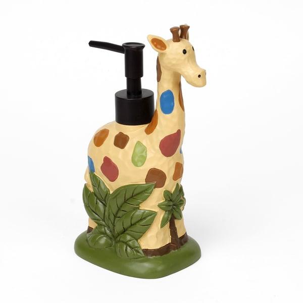 Saturday Knight Safari Lotion Dispenser