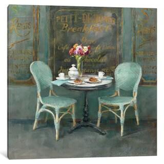 iCanvas 'Joy Of Paris II' by Danhui Nai Canvas Print