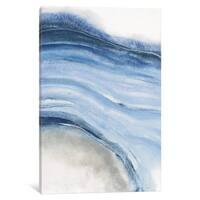 iCanvas 'Watercolor Geode IV' by Chris Paschke Canvas Print