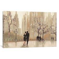 iCanvas 'An Evening Out I' by Julia Purinton Canvas Print