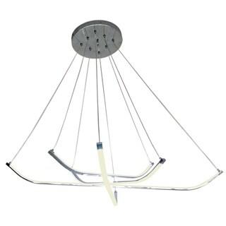 Llanes Geometric 48-inch LED Pendant