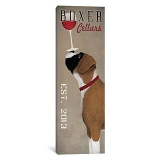 iCanvas 'Boxer Cellars ' by Ryan Fowler Canvas Print