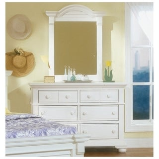 Beachcrest 6-drawer Double Dresser and Optional Mirror by Greyson Living