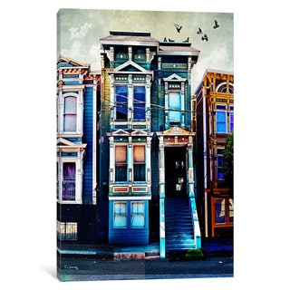iCanvas 'Victorian I' by Tim Jarosz Canvas Print