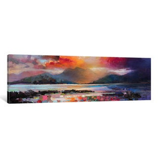 iCanvas 'View From Armadale' by Scott Naismith Canvas Print