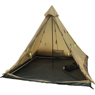 High Peak Outdoors Buffalo Hunter 6 Person Tent
