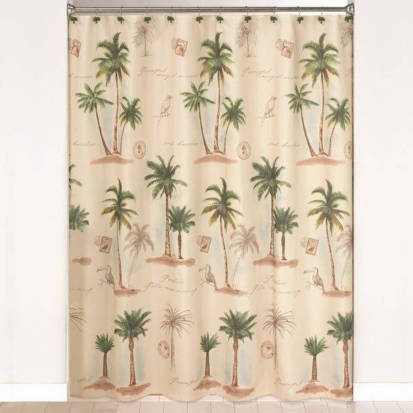 Saturday Knight Key Largo Shower Curtain