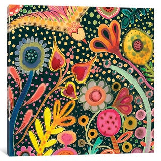 iCanvas 'Depuis L'aurore II' by Sylvie Demers Canvas Print