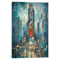 iCanvas 'City Of Lights' by Ruane Manning Canvas Print