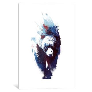 iCanvas 'Death Run' by Robert Farkas Canvas Print