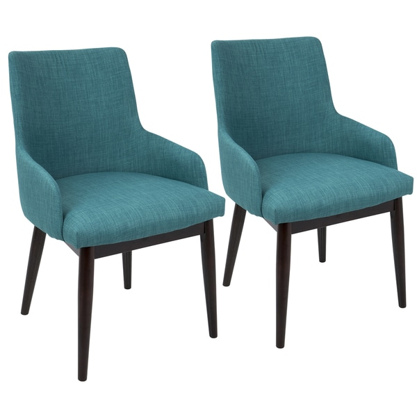 Santiago Mid-Century Modern Upholstered Dining/ Accent