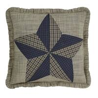 VincentThrow Pillow Down 18x18