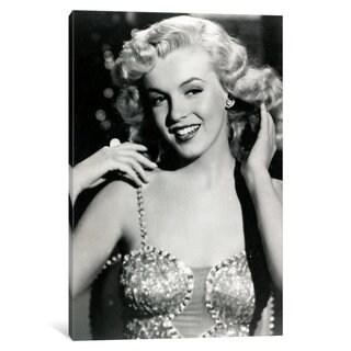 iCanvas 'Marilyn Monroe I' by Radio Days Canvas Print