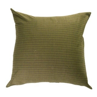 Tea Cabin FilledThrow Pillow Fabric 16x16