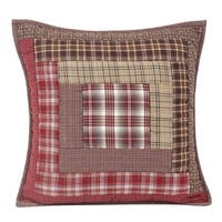 Tacoma FilledThrow Pillow Quilted 16x16