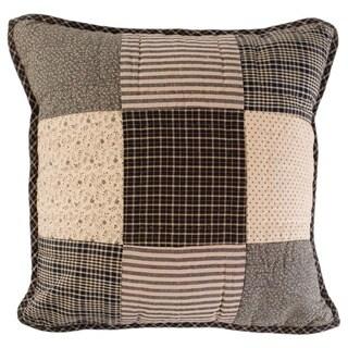 Kettle Grove Filled QuiltedThrow Pillow 16x16