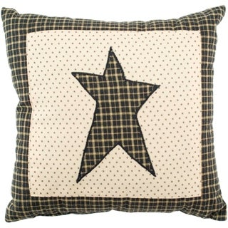 Kettle Grove FilledThrow Pillow Star 16x16