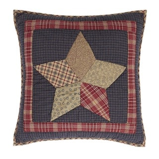 Arlington Quilted Filled Pillow
