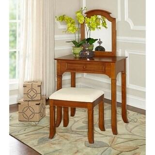 Powell Oakdale Oak Wood Vanity
