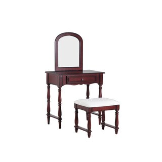 Powell Chadwick Vanity with Stool