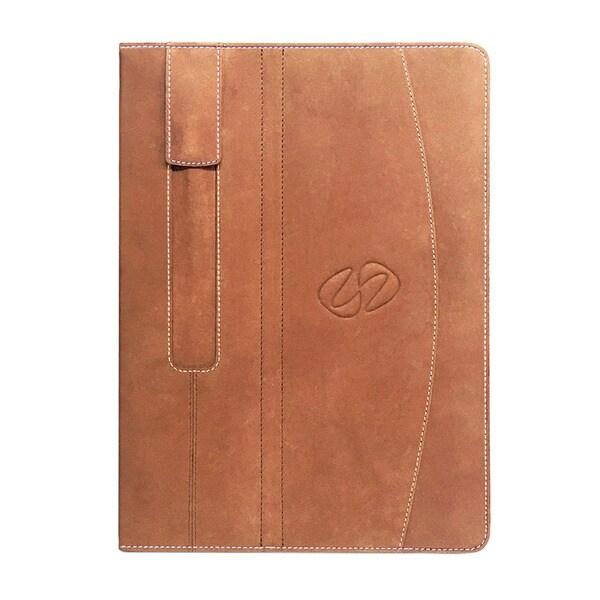 MacCase Premium Leather iPad Pro 12.9 Folio