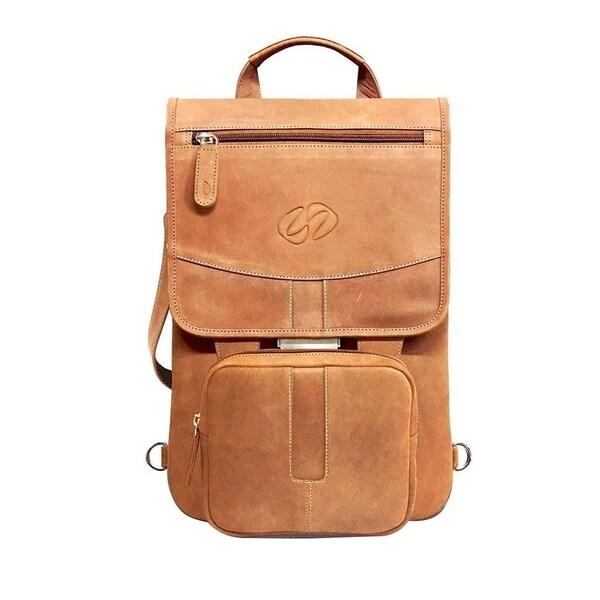 MacCase Premium Leather iPad Pro 12.9 Flight Jacket