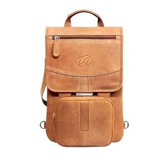 MacCase Premium Leather iPad Pro Flight Jacket