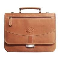 MacCase Premium Leather iPad Pro Briefcase
