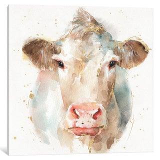 iCanvas 'Farm Friends II' by Lisa Audit Canvas Print