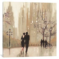 iCanvas An Evening Out II by Julia Purinton Canvas Print