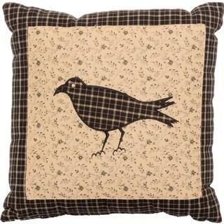 Kettle GroveThrow Pillow Crow 10x10