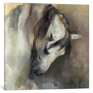 iCanvas Classical Horse by Marilyn Hageman Canvas Print (More options available)