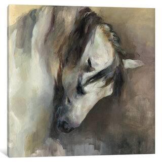 iCanvas Classical Horse by Marilyn Hageman Canvas Print