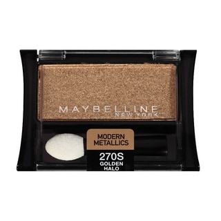 Maybelline New York Expert Wear Eyeshadow Singles Modern Metallics 270s Golden Halo