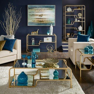 Gold Coffee SofaEnd TablesAffordable Accent Tables