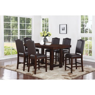 Cambridge 7 Piece Counter Height Dining Set
