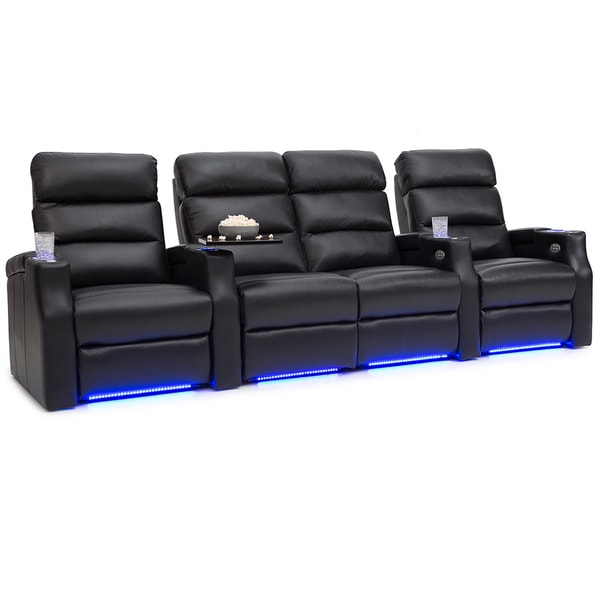 ca online leather theater piacenza loveseat seat product only led lighting centre recliner valencia manual en home premium seating air