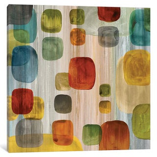 iCanvas 'Suspended Gems II' by Angela Perry Canvas Print