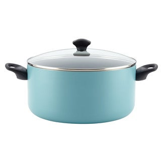Farberware Dishwasher Safe Nonstick Aluminum Covered Stockpot (2 options available)